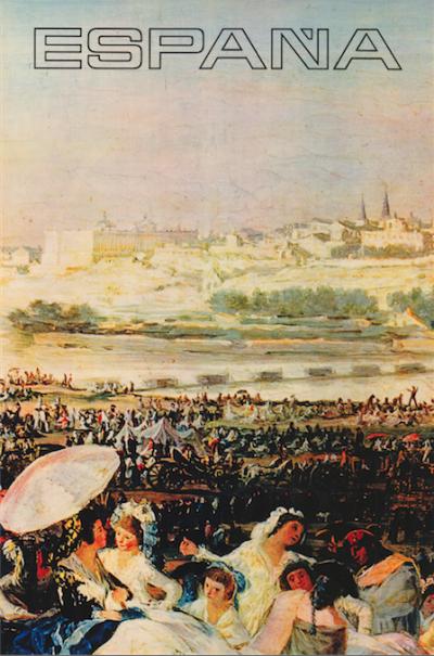 TurEScultura I: Die ersten spanischen Tourismus-Plakate