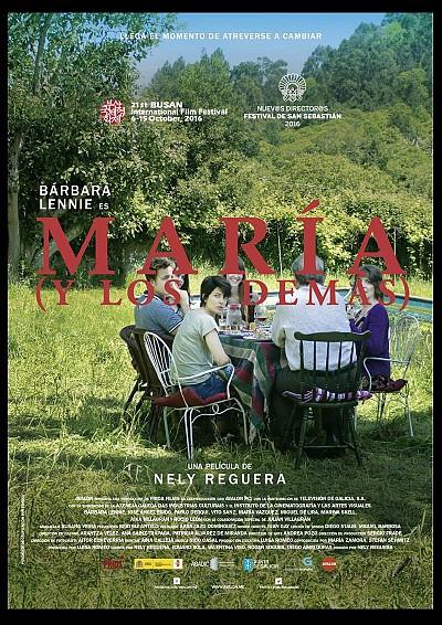 María (y los demás) / María (und die anderen)