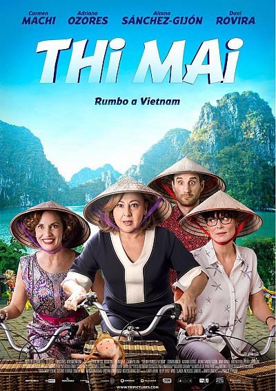 Thi Mai, rumbo a Vietnam.